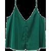 green mango top - Camicia senza maniche -