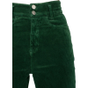 green pants - Traperice -