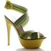 green shoes - Platforms -