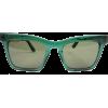 green sunglasses - Sunglasses -