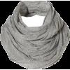 Grey Scarf - Scarf -