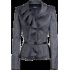 grey blazer - Marynarki -