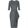grey dress - Vestiti -
