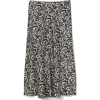 h & M skirt - Saias -