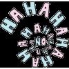 haha - Teksty -