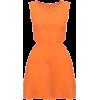 Haljina Orange - Vestidos -