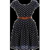 Haljina Dresses B&W - Dresses -