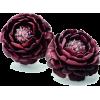 handmade earrings - Aretes -