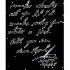handwriting text - Testi -