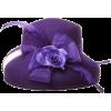 Hat Purple - Sombreros -