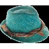 Hat Blue - Hat -
