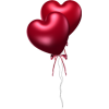 Heart Balloons - Illustrations -