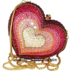heart bag - Hand bag -