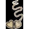 heart necklace - Necklaces -