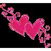 hearts - Ilustracije -