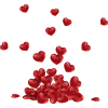 Hearts Red - Illustrations -