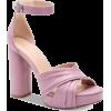heels - Sandalias -