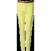 hlače - Capri hlače -