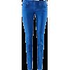 Hlače Pants Blue - Hlače - duge -