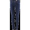 Hlače Pants Blue - Spodnie - długie -