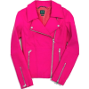 hot pink jacket - Chaquetas -
