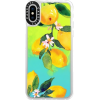 iPhone X case Watercolor Lemon Blossoms - 伞/零用品 - $45.00  ~ ¥301.52