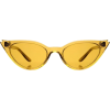 illesteva Isabella Cateye Sunglasses - Gafas de sol -