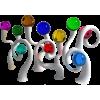 Ilu Colorful - Illustrations -