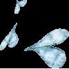 Leafs Blue - Plants -