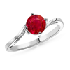 Ruby Engagement Ring Ruby Ring - Anelli - $1,799.99  ~ 1,545.98€