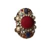 Osman Bracelet Red - Bracelets - £49.00  ~ $64.47