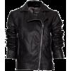 Jacket - coats Black - Kurtka -