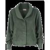 Jacket Green - Jacket - coats -