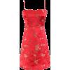 jacquard flat sling dress - Dresses - $27.99
