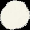 jagged round paper - 小物 -