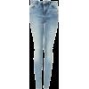 Pants Blue - Hlače - duge -
