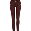 Jeans Brown - Jeans -