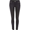 Jeans Black - Jeans -