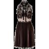 Alberta Ferretti Dress - Vestidos -