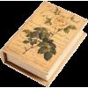Antique White Rose Single Book - Items -