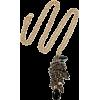 Bijoux Heart Necklace - Necklaces -