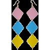 Blingdeenie Earrings - Naušnice -