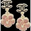 Chanel naušnice - Brincos -