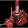 Cherries & lipstick - Items -
