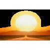 Desert Road - Nature -