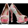 Ferrette shoes - Platforms -