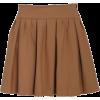Ganni Mini Skirt - Suknje -