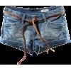 H&M Shorts - Hlače - kratke -