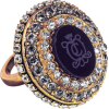 Juicy Couture Ring - Obroči -