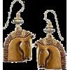 Laurel Burch horse earings - Earrings -